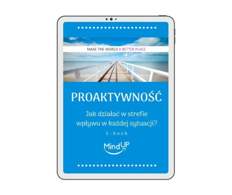 Ebook Proaktywność